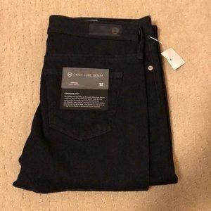 AG Farrah Skinny Ankle Jeans- dark wash NWT